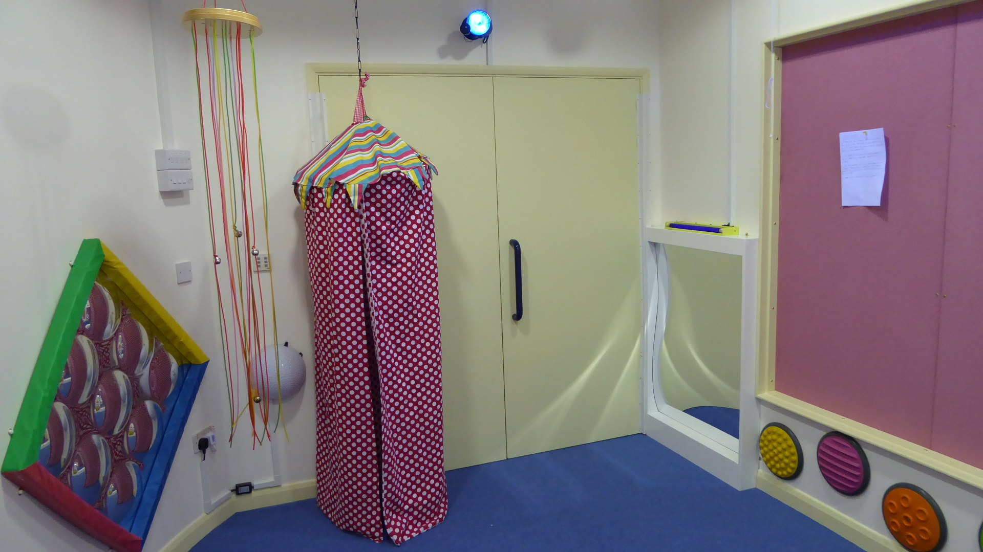 After - Classroom and Sensory Space